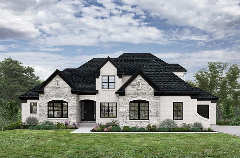 cypress pointe model home