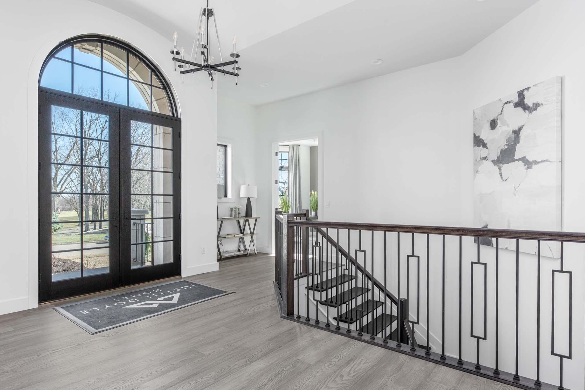 Dayton-model-home-entry