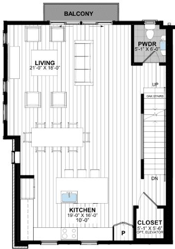 Second Level Diagram