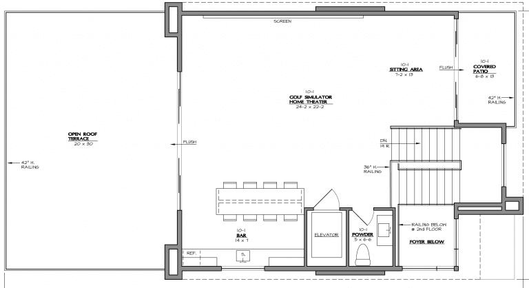 Third Level Diagram