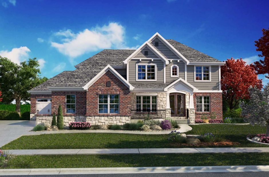 Colonial Hills traditional