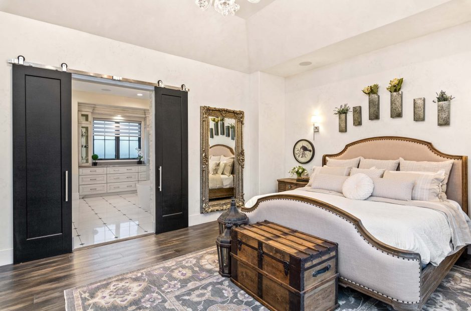 Savannah Master Bedroom